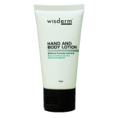 Wisderm Hand & Body Lotion